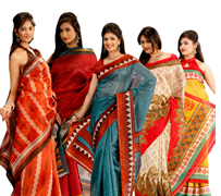 5 Saree Combo Collection